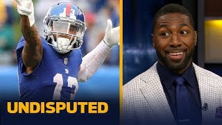 Greg Jennings says the Giants offense is