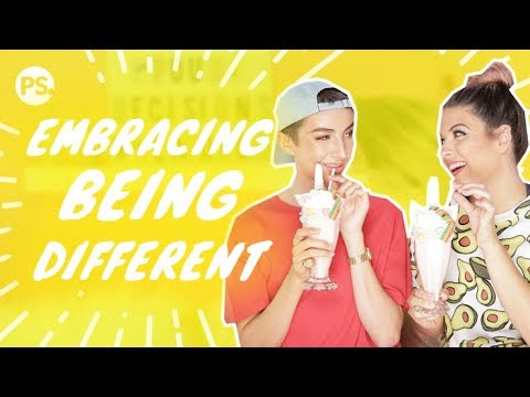 Embracing Being Different (ft. Lewys) | Pour Decisions With Candace