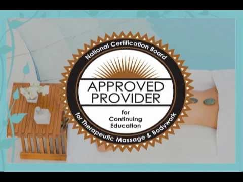 Jumozy Massage Continuing Education Courses Are Approved by the NCBTMB, AMTA, and COA...