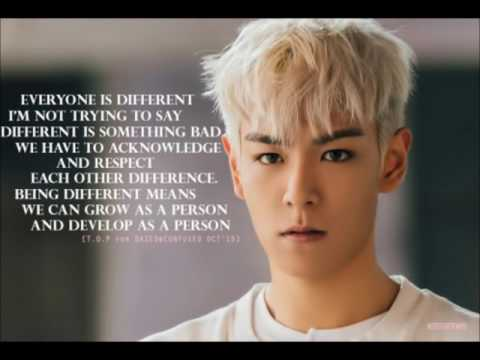 My opinion on Big Bang's T O P  Attempted Suicide.