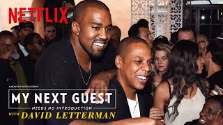 JAY-Z on His Relationship with Kanye | My Next Guest Needs No Introduction | Netflix