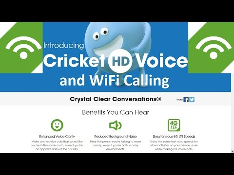 Everything You Need to Know About Cricket's HD Voice & WiFi Calling