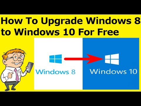 How To Upgrade Windows 8 to Windows 10 For Free (Step by Step Guide)
