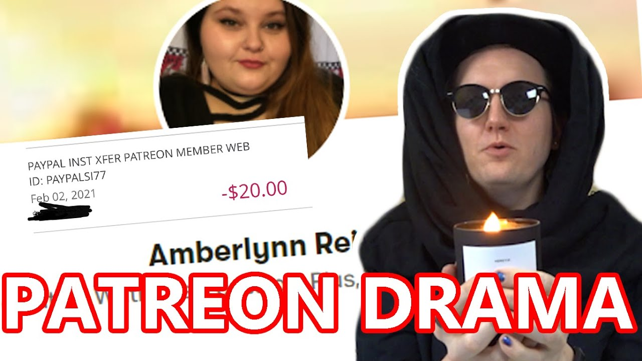 MEMORIAL FOR AMBERLYNN'S PATREON