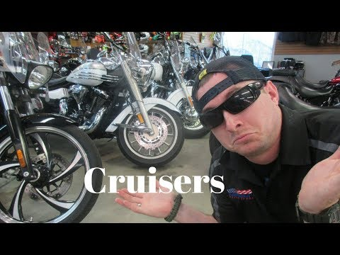 Top 5 cruiser Motorcycles for beginners - how to buy your first motorcycle the right way
