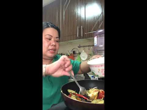 how to cook ginataang tulingan w/ vegetables