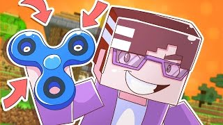 FIDGET SPINNERS IN MINECRAFT!? | Minecraft Roleplay