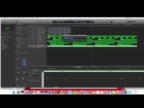 How to make your own samples  LOGIC PRO X