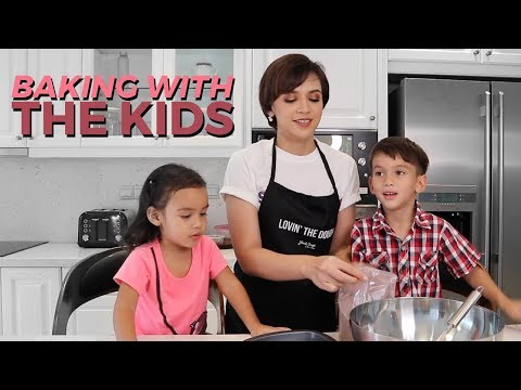 Xxx Mp4 Baking With The Kids 3gp Sex
