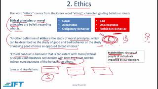 Download Level I CFA: Ethics R01 Ethics and Trust in the Investment Profession-Lecture 1 Video