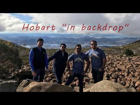 Drive from Hobart to Mount Wellington | Tasmania | GoPro