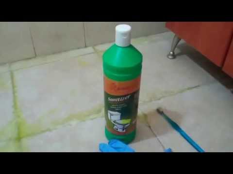 How to Clean Grout Quick and Easy