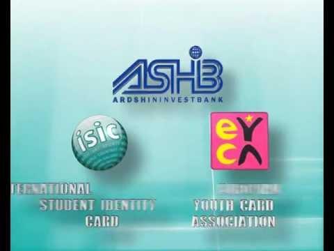 The ISIC card in Armenia