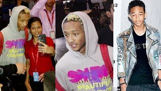 International RAPPER Jaden Smith First Time In India