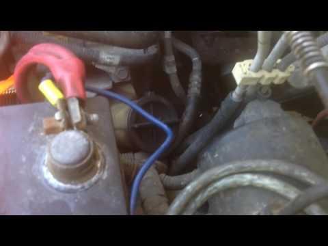 Dons 99 Ranger 3.0 water pump, fan clutch, bolt locations, TIPS.