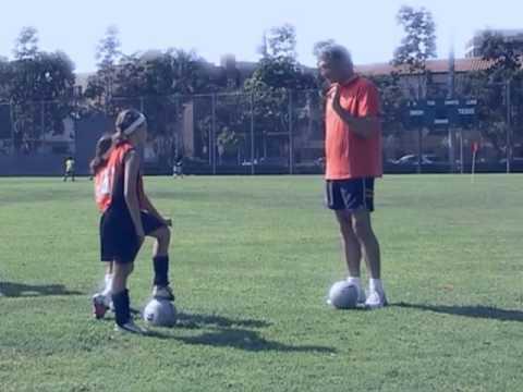 Coaching Kicking ch. 4 - How to Coach Kids to Kick a Soccer Ball - Types of Kicks