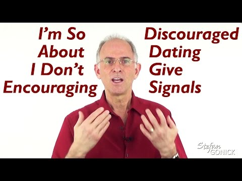 I'm So Discouraged About Dating I Don't Give Encouraging Signals - EFT Love Talk Q&A Show