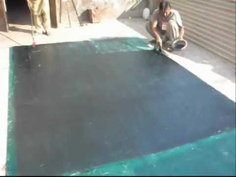 Fiberglass Sheet making