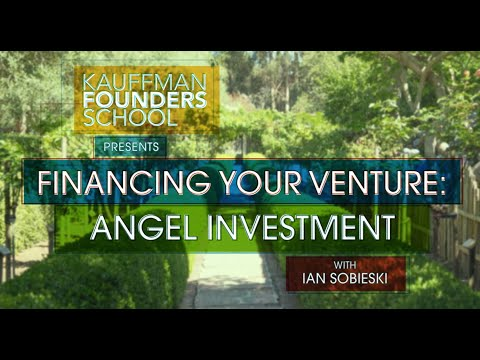 Financing Your Venture: Angel Investment - Introduction