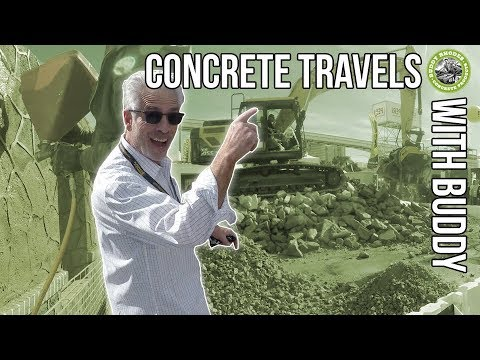 Concrete Travels with Buddy - Episode 6 -  World of Concrete
