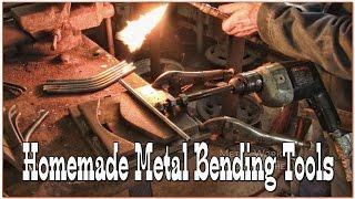 Handmade Metal Bender - Metal Bending Tool - PakVim net HD
