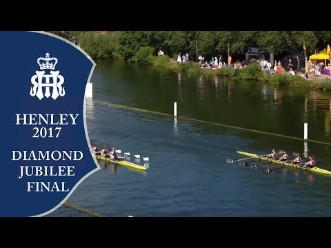 Diamond Jubilee Final - Gloucester v Isle of Ely | Henley 2017