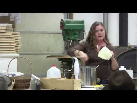 How to make soap, includes the basic equipment and process of soapmaking for beginners