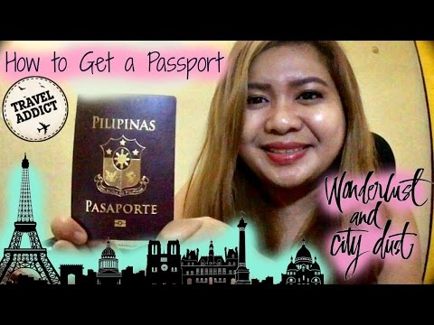 How to Apply for a Philippine Passport for the First Time