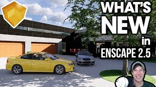 Exploring the Enscape 2 5 Asset Library - What's New? - PakVim net