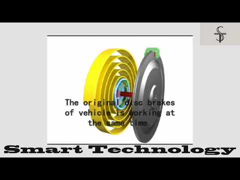 The Kinetic Energy Storage System In Cars Wheel Systems