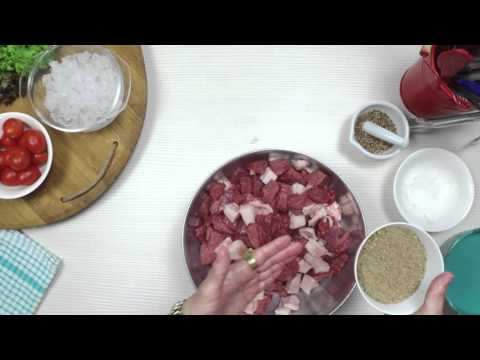 Step 3 - Prepping your meat