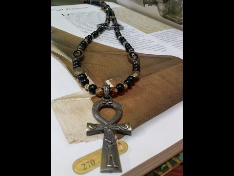 Ankh Of Amun Necklace