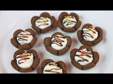 Chocolate Cream Drop Cookies Recipe
