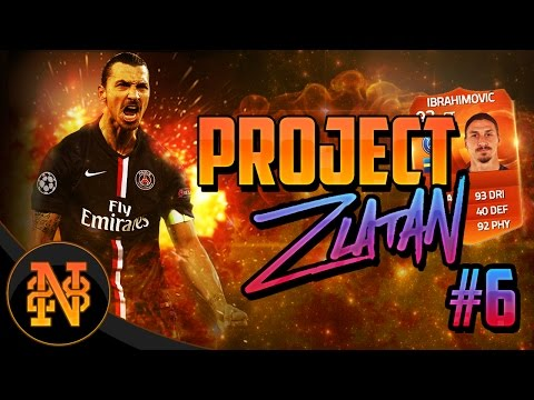 Project ZLATAN #6 - IS IF FEKIR THE BEST CAM EVER?!?! - MOTM IBRAHIMOVIC - FIFA 15 Ultimate Team