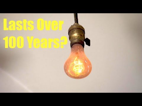 100-Year-Old Light Bulb, Engine That Runs on Coffee, Turn Plastic into Fuel