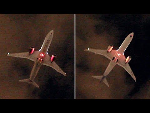 {TrueSound}™ LAN Chile + Virgin Atlantic Boeing 787-9 Dreamliner Takeoff from Miami