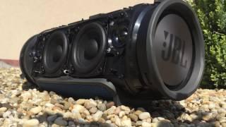 Bass test - JBL Xtreme
