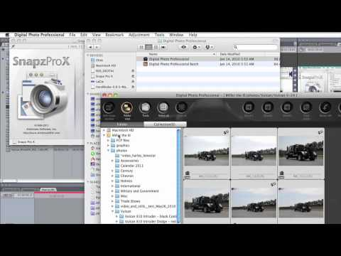 How to batch convert Raw images to JPG files