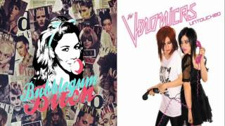 Marina And The Diamonds & The Veronicas - Untouched Bubblegum Bitch