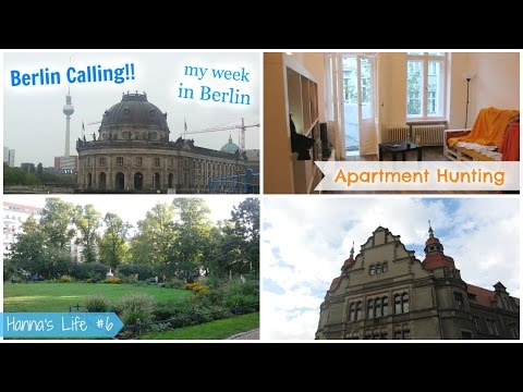 Apartment Hunting in Berlin | Hanna's Life #6