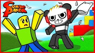 ROBLOX Pillow Fight! Let