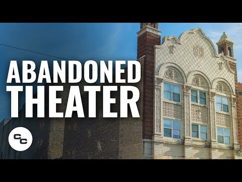 Abandoned Kenosha Theater - Lost in the Rust Belt (Documentary)
