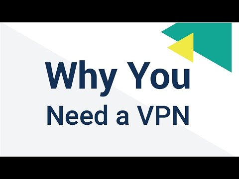 5 Reasons Why You Need a VPN