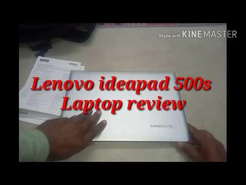 Lenovo ideapad 500s laptop review