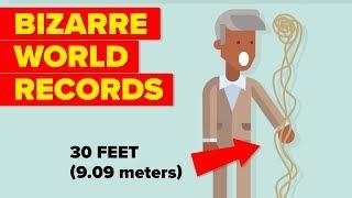 The Most Bizarre World Records