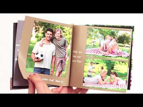 RitzPix 8x8 Custom Photo Book