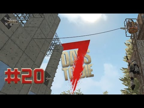 7 Days to die   Patuloy sa construction #20 (TAGALOG)