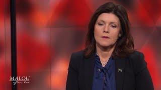 """Arbetsmarknadsministern om drabbad krogbransch -  """"Vi förbereder för fler å… - Malou Efter tio (TV4)"""