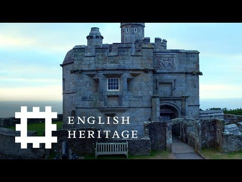 Postcard from Pendennis Castle | HD Drone Footage