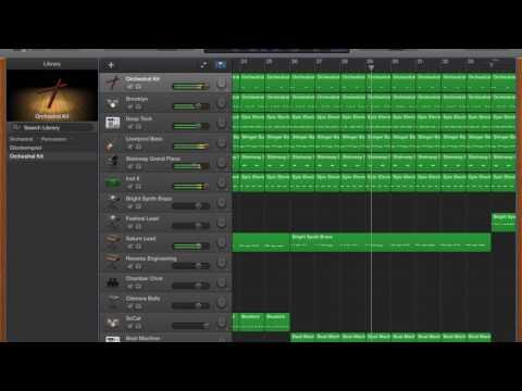 Cumbia Mix GarageBand